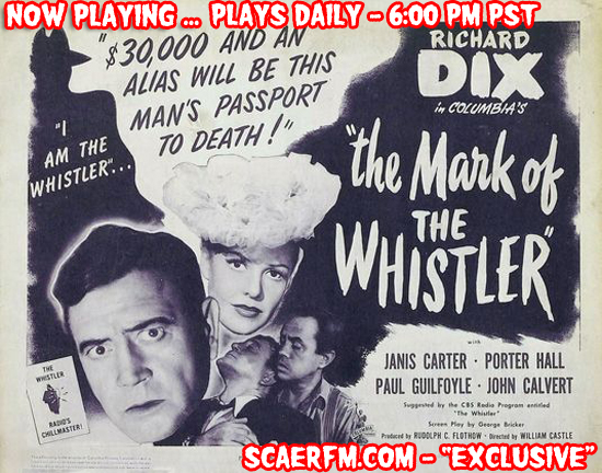 Now Playing ... The WHISTLER