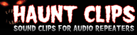 Haunters from ALL over the world get their Haunted Repeater Sounds from Haunt Clips ...