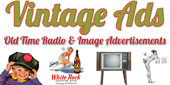 LARGEST Vintage Ad's and Radio advertising Selection on the Internet ... VINTAGEADS.US