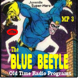 The Blue Beetle ...