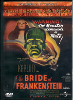 Bride of Frankenstein ...
