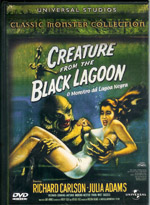 Creature from The Black Lagoon ...