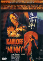 The Mummy ...